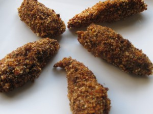 Spicy Crispy Chicken Strips